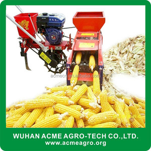 Farm maize huller and thresher/maize shelling machine/economical corn maize thresher