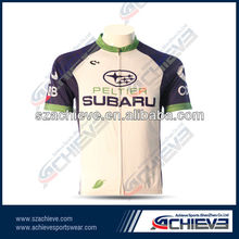 Hight Quality Dye Sublimation Coolmax Cycling Jerseys Hot Selling 2012