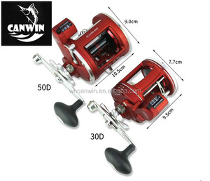 China wholesale big game trolling fishing electric reel for outdoor sports fishing