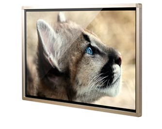 55 Inch Super Thin Cheap Touch LCD Computer Digital Signage
