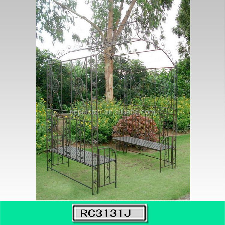Arcos para jardin finest el jard n de la alegr a constru mos un arco de madera with arcos para Arcos de madera para jardin