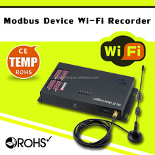 Modbus Device Wi-Fi Recorder Industrial Usage thermocouple data logger