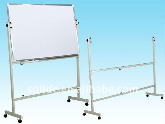 n rotation 360 degr s mobile magn tique tableau blanc pr sentoir ld 108 chevalet id de. Black Bedroom Furniture Sets. Home Design Ideas