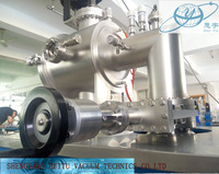 Pvd Coating On Stainless Steel Vacuum Metalizing Machine Vacuum Metallizing Machine