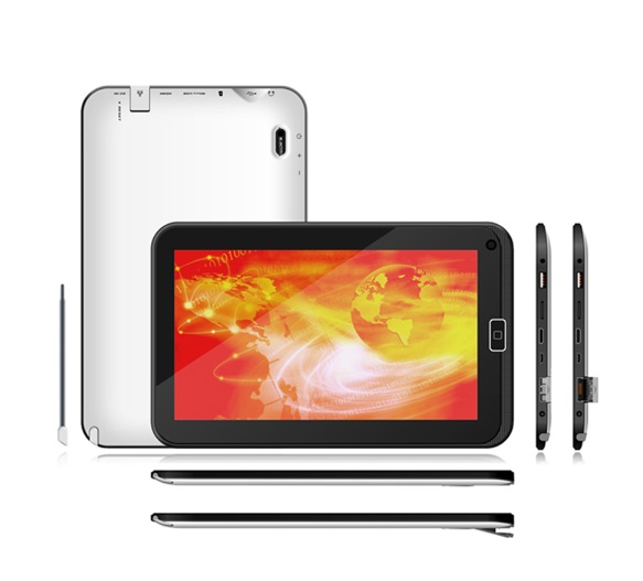 NFC Function Allwinner Quad-core Customized RS232 10 inch Android Tablet,Cheapest Tablet pc