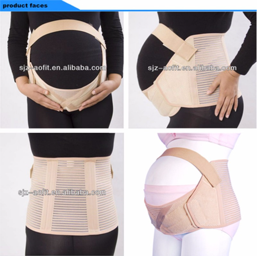 breathable maternity belt pregnancy belly band pelvic support belt