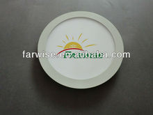 240mm Small Thin LED Round Panel Lamp Component for 18W LED Panel Lights