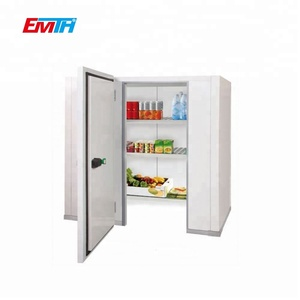 Seafood cold room freezer sea food blast freezer/cold storage/cold room deep freeze rake type ice storage cold room