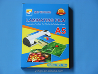 Top quality waterproof Laminating pouches
