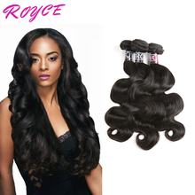 Factory direct sale 100% Human Hair Extension 8A pure material Peruvian Body Wave