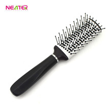 Wholesale Salon Ceramic Cushion Goody Wood Vent Hair Brush