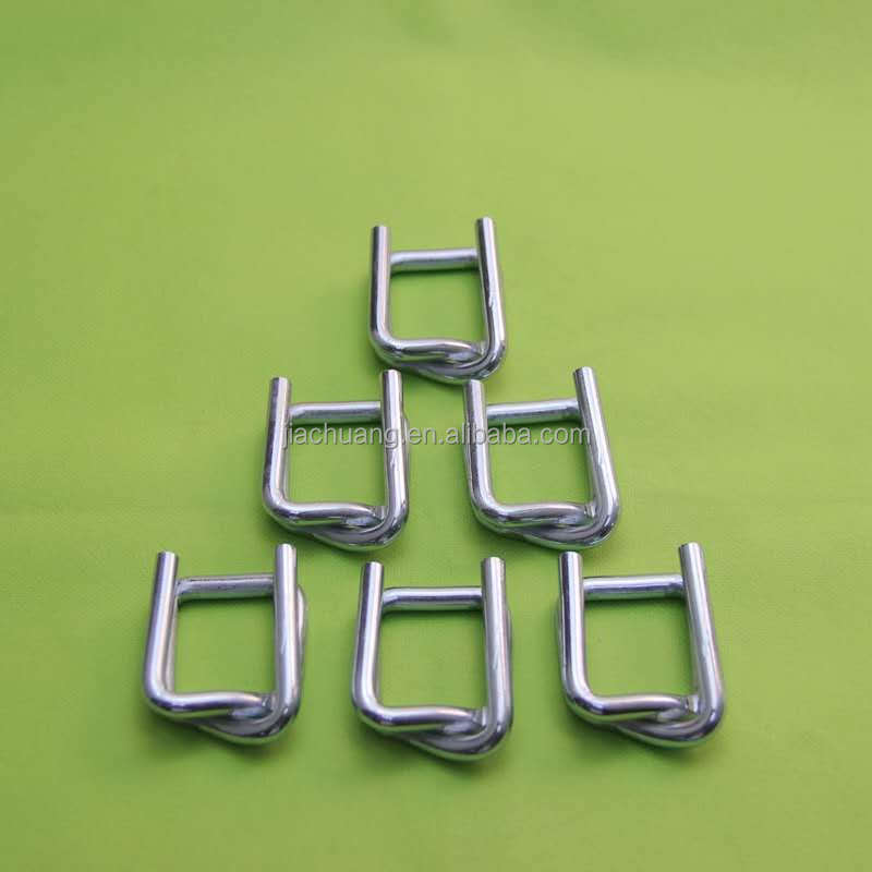 13mm width galvanized packing buckle