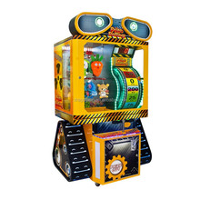 Hot selling Attract children outlook Prize rolling arcade claw crane machine for sale