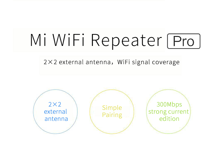 Chinese setup instroduction 300mbps long range xiaomi repeater wifi pro  with cheap price, View repeater wifi long range, Xiaomi Product Details  from