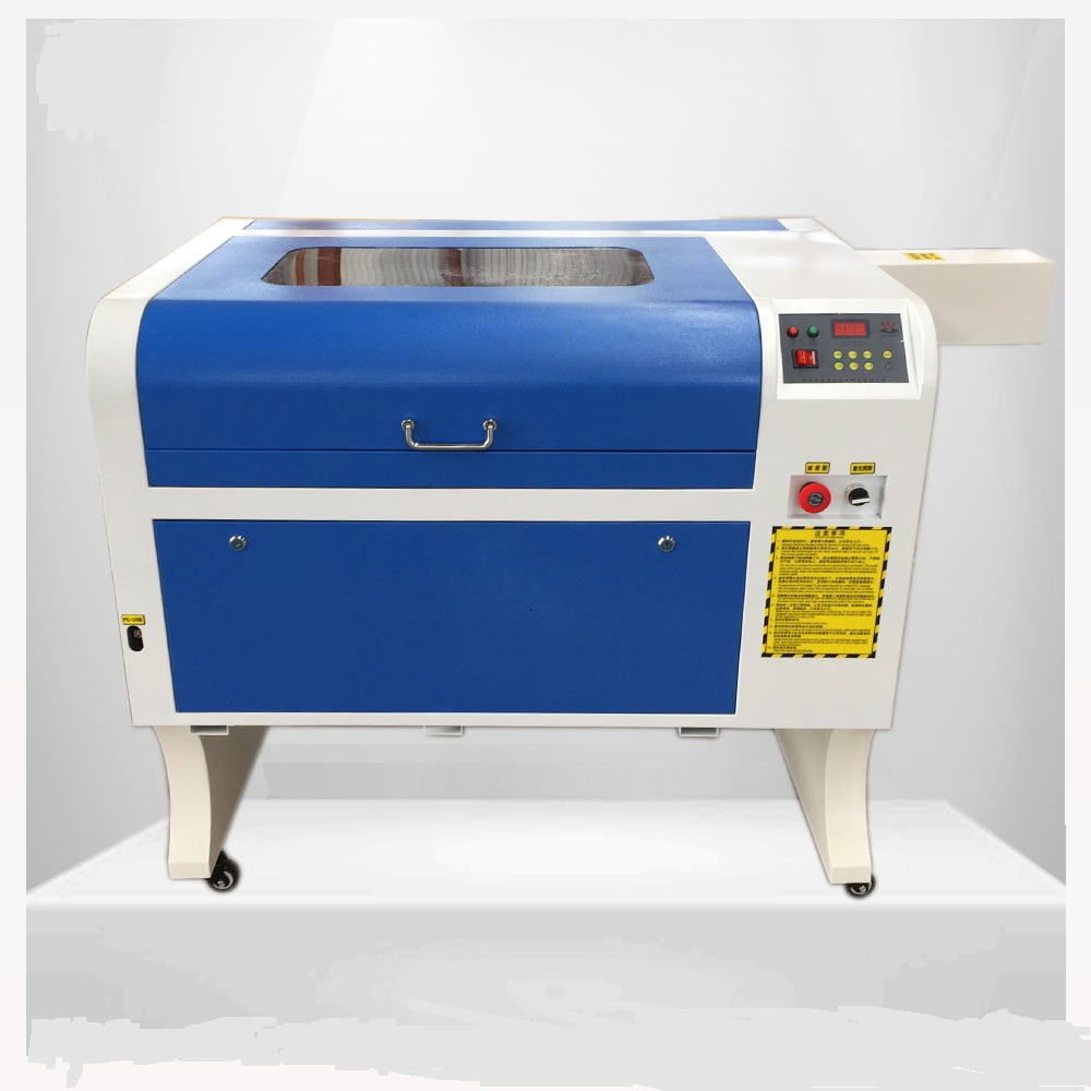 JSD Kleine Footprint co2 lasersnijmachine 80 W