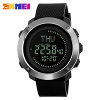 Skmei 1293 Fashion Men Watches Digital Waterproof Compass Watch