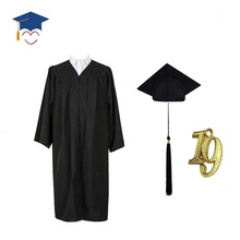 Hotsell Unisex Adult Matte Graduate Gown and Cap Tassel