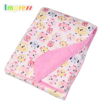 World blanket cobertor free shipping bolsa. animal print  store a123e 5e597  Cheap wholesale baby blanket fleece animal printed soft touch coral fleece  ... 4d65217cc