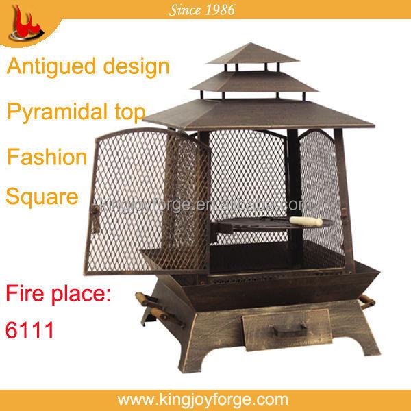 Top Sale Cast Iron Chiminea Outdoor Fireplace Buy Cast Iron