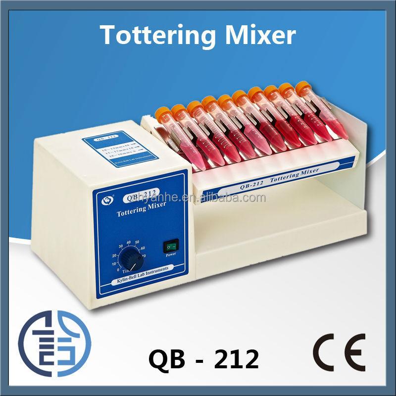 Qb-212 Tottering Mixer Rotary Shaker Test Tube Shaker