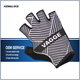 2018 Gel Padded Summer Man Team Specialized Crochet Cycling Glove