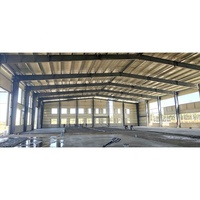 Steel frame construction building materials