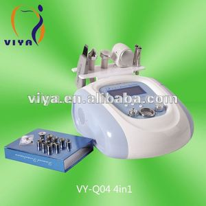 4 In 1 Multifunctional Ultrasonic Beauty Equipment Facial Massager