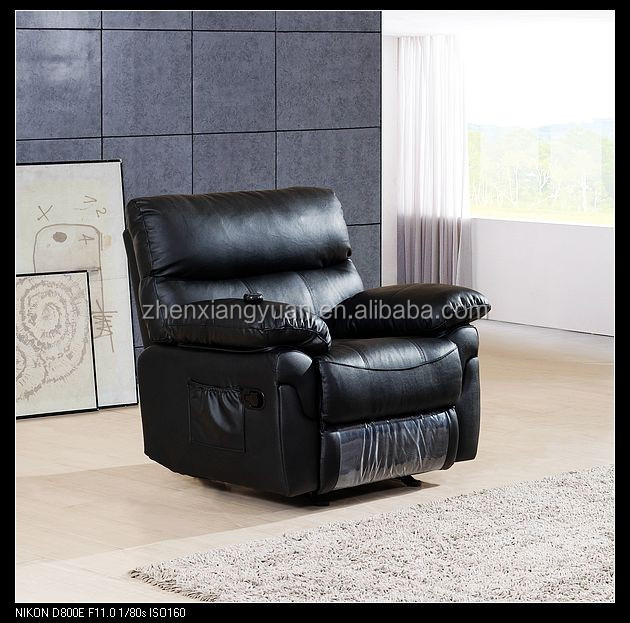 100 Percent Genuine Leather Sofa 2017 Massage Chair Recliner Sofa Leather  Comfortable .
