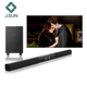 2017 new design antique fm radio soundbar BT for home theater
