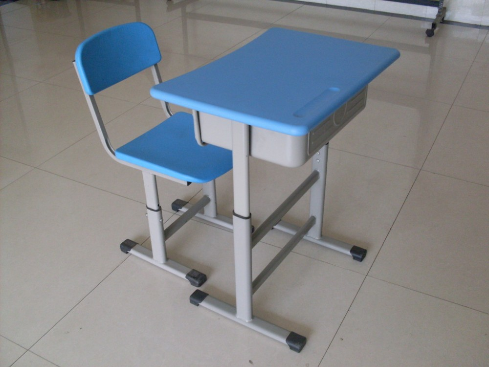 Cheap New Design School Desk Child Study Table And Chair School ...