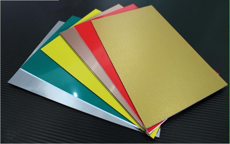 Two Colors Plastic ABS Sheet for Sign Materials for Lasering Engrave