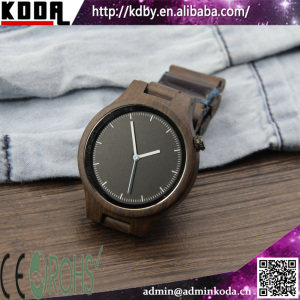 koda eco timepieces wood watch 2016 london quartz watches