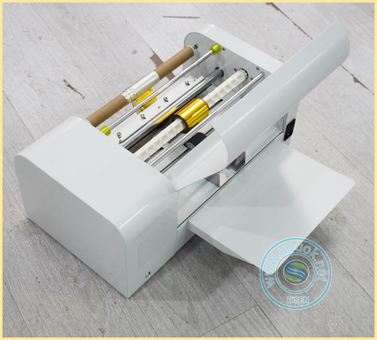 Stamping foil machine philippines cold gold letter logo automatic hot foil stamping machine price