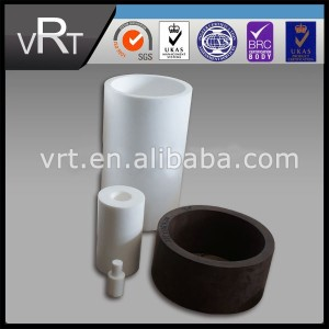 large diameter and colorful Extruded ptfe chemical tubing,HDPE pipe