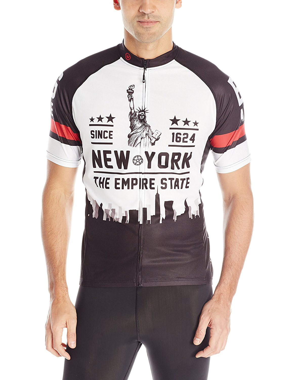 Get Quotations · Canari Men s Big Apple Jersey f08566f3d