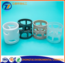 PP polypropylene plastic packing pall ring