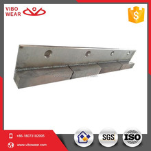 Top quality 700BHN White iron Laminite weldable wear bars