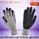 China factory price customized rubber coated metal finger glove