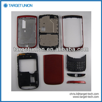 factory price for Blackberry Torch 9800 full housing