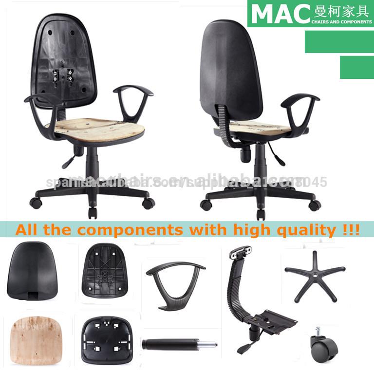Caliente la venta de componentes silla de oficina para muebles ...