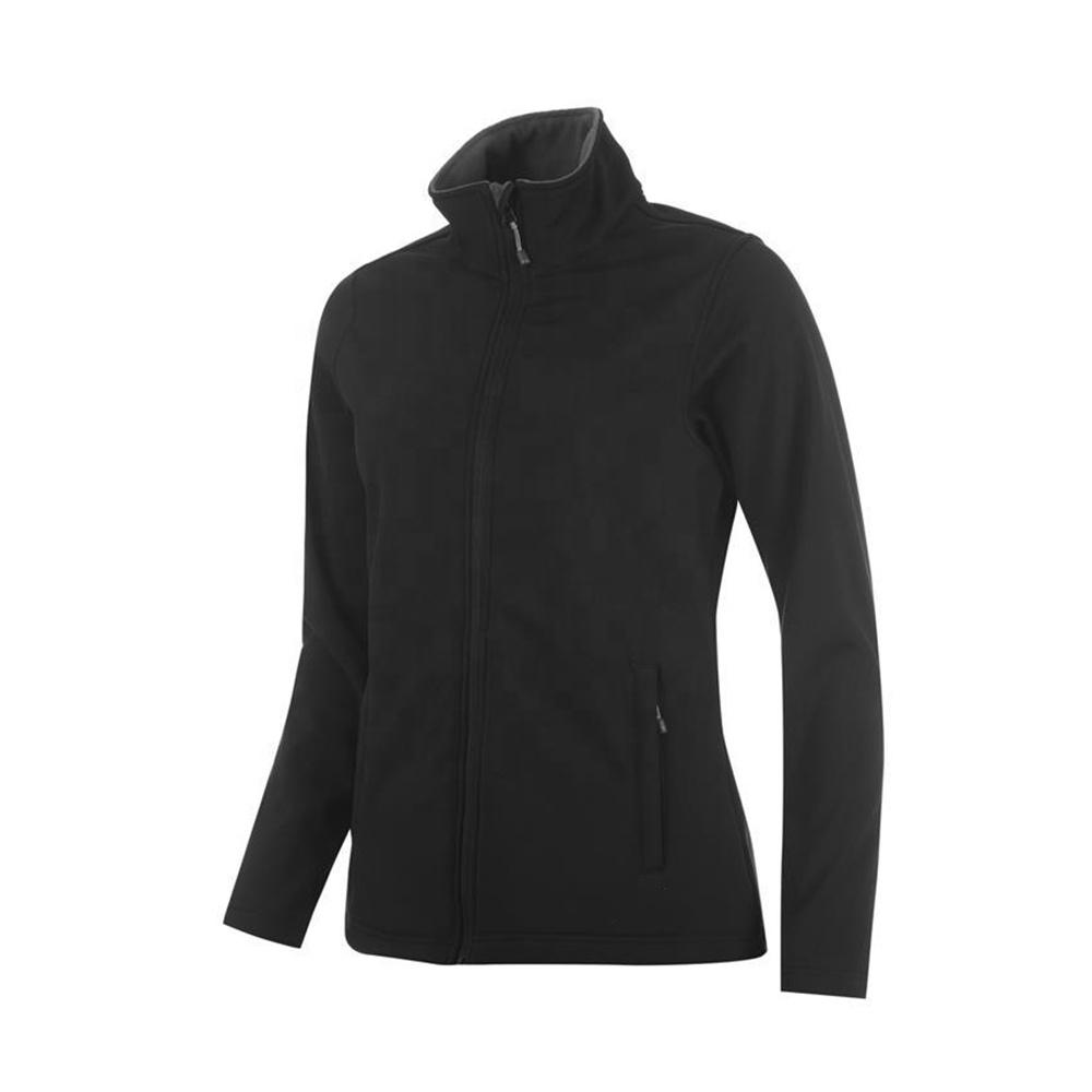 Brodé Polaire Vestes-Haute Qualité Personnalisé Zip complet Work Wear