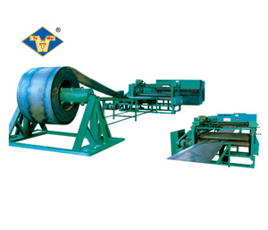 Tapered Steel Street Light Pole Making Machine