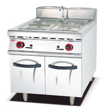 Kitchen equipment (#900)Gas Bain Marie With Cabinet OT-859