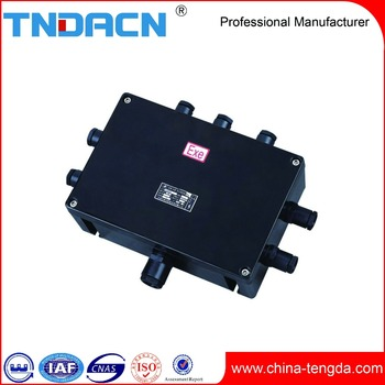 BJX8050 China Indoor Outdoor IP65 66 Fibre Resin Explosion Proof Corrosion-proof Junction box