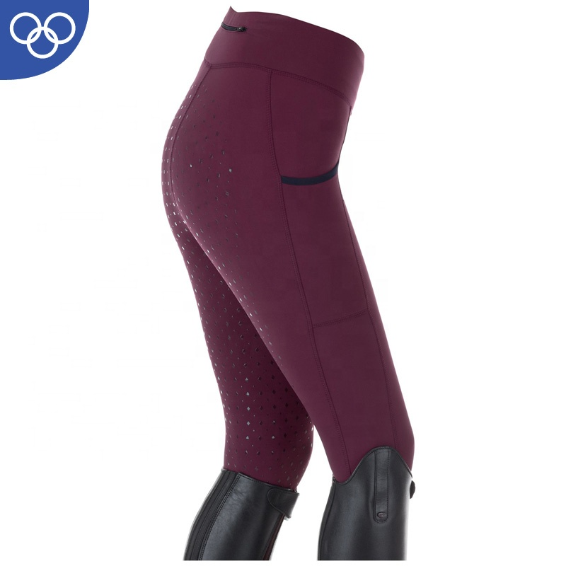 OEM-Service-Custom-Damen-Leggings aus Silikon