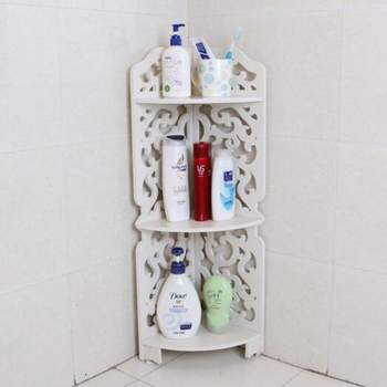European Style Corner Rack Made in HDPE