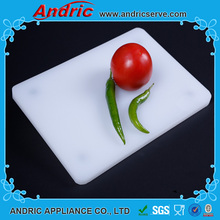 New design non skid feet wood cutting board plastic 6 colors factory price