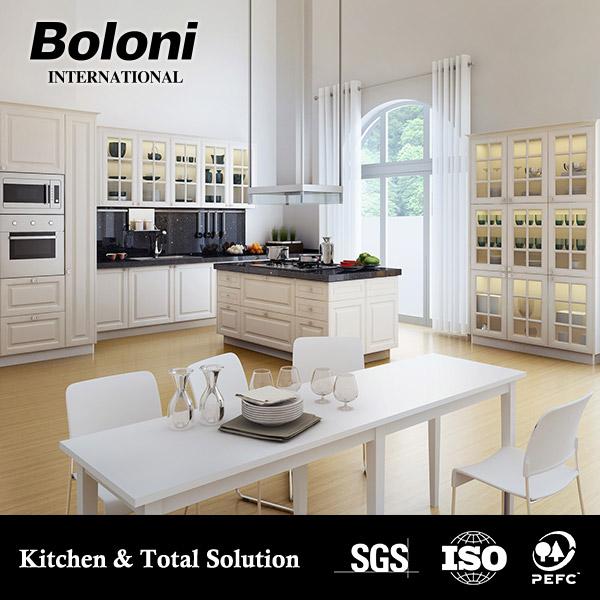 Kitchen Set Royal: Italia Desain Royal Furniture Kitchen Set-Lemari Dapur-ID