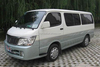 Mini Bus Van Jinbei Hiace Van for sale