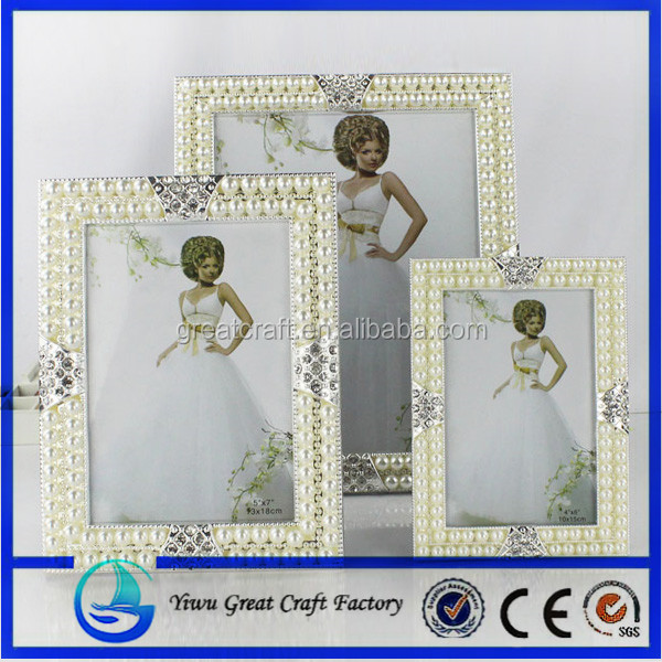 silver crystal picture frame-Source quality silver crystal picture ...